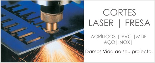 Cortes Laser, Cortes Fresa, Letras, Logomarcas, moldes, peças
